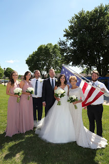 patriotic wedding remsen iowa