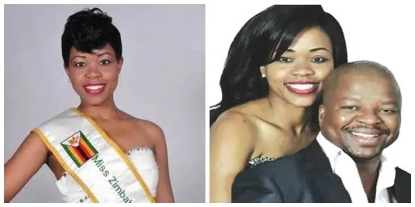 You're not good in bed – Ex Miss Zimbabwe and husband tell each other