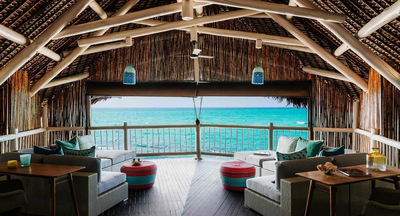 The Sleep under the Stars Experience with Anantara Medjumbe Island Resort