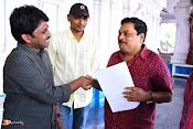 Nani Dvv Danayya Movie Opening Stills-thumbnail-2
