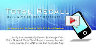 I reviewed some of the best Android apps to record calls Total Recall Call Recorder Review: Must Have Android App