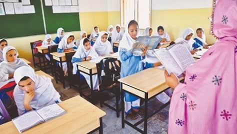 pakistan eudcation class and grade system