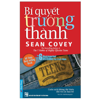 Sean Covey - Bí Quyết Trưởng Thành (Tái Bản 2018) ebook PDF-EPUB-AWZ3-PRC-MOBI