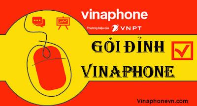 Gói Đỉnh D60G,  D30G, D15G Vinaphone