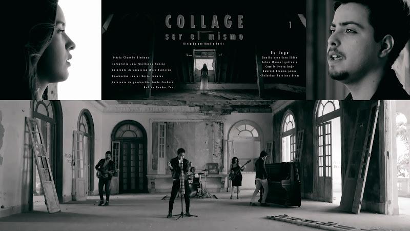 Collage - ¨Hilo Rojo¨ - Videoclip - Director: Danilo París. Portal Del Vídeo Clip Cubano