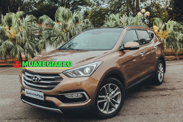 Giới thiệu Hyundai SantaFe 2.2L máy dầu phiên bản tiêu chuẩn 2WD ảnh 4