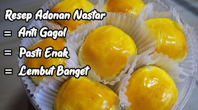 Budi Cooking - Kue Kering - Trik membuat Nastar Anti Gagal