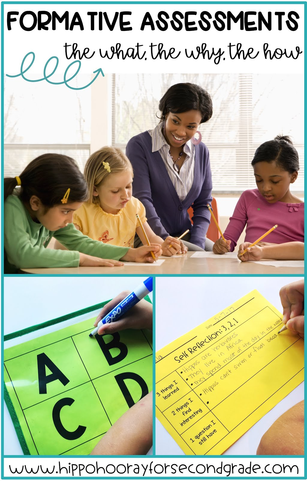 Formative Assessment Strategies Allow Teachers To Really Know Their  Students, Their Academic Strengths, And