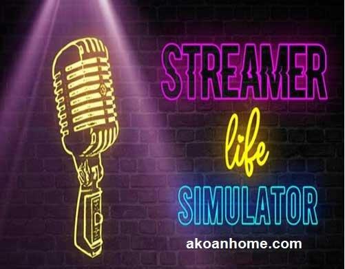 تحميل لعبة محاكي اليوتيوبر streamer life simulator للكمبيوتر من ميديا فاير