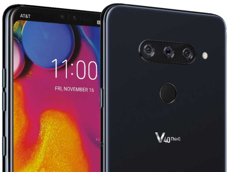 LG V40 ThinQ Update Android 9 Pie update released for Indian