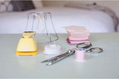 Cara Membuat Kerajinan Tangan Dari Kertas | Hiasan Gantung Dari Kertas 02