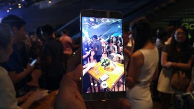 Danh gia Samsung Galaxy Note 5 64GB chinh hang