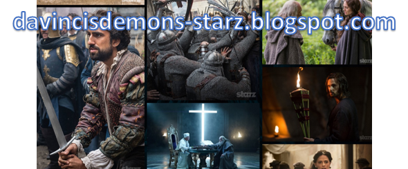 Da Vinci's Demons - 3x7 Alis Volat Propiis - Vuela Con Tus Propias Alas