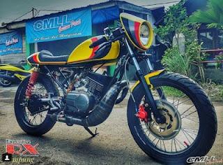 foto touring Yamaha RX King