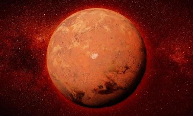 Marte estará mais próximo da Terra nesta terça-feira