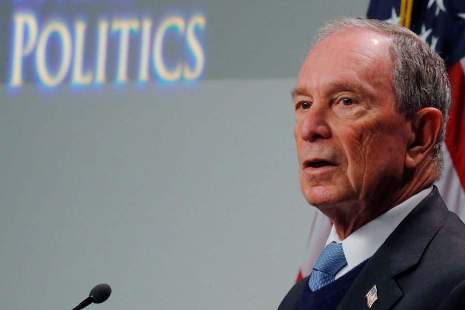Former New York City Mayor, Bloomberg Launches Presidential Campaign