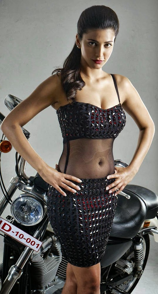 Navel Photos of Shruthi Hassan which will make you cringe