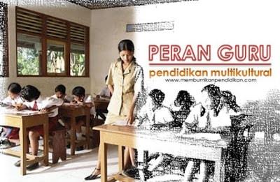 Peran Guru dalam Pengembangan Pendidikan Multikultural