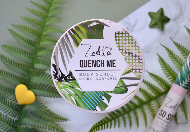 Zoella Splash Botanics Collection Review