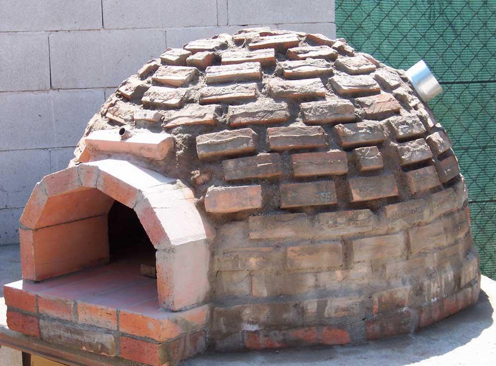 Construir Horno De Lea Gallery Of Para With Como Construir Un Horno - Como-construir-un-horno-de-lea
