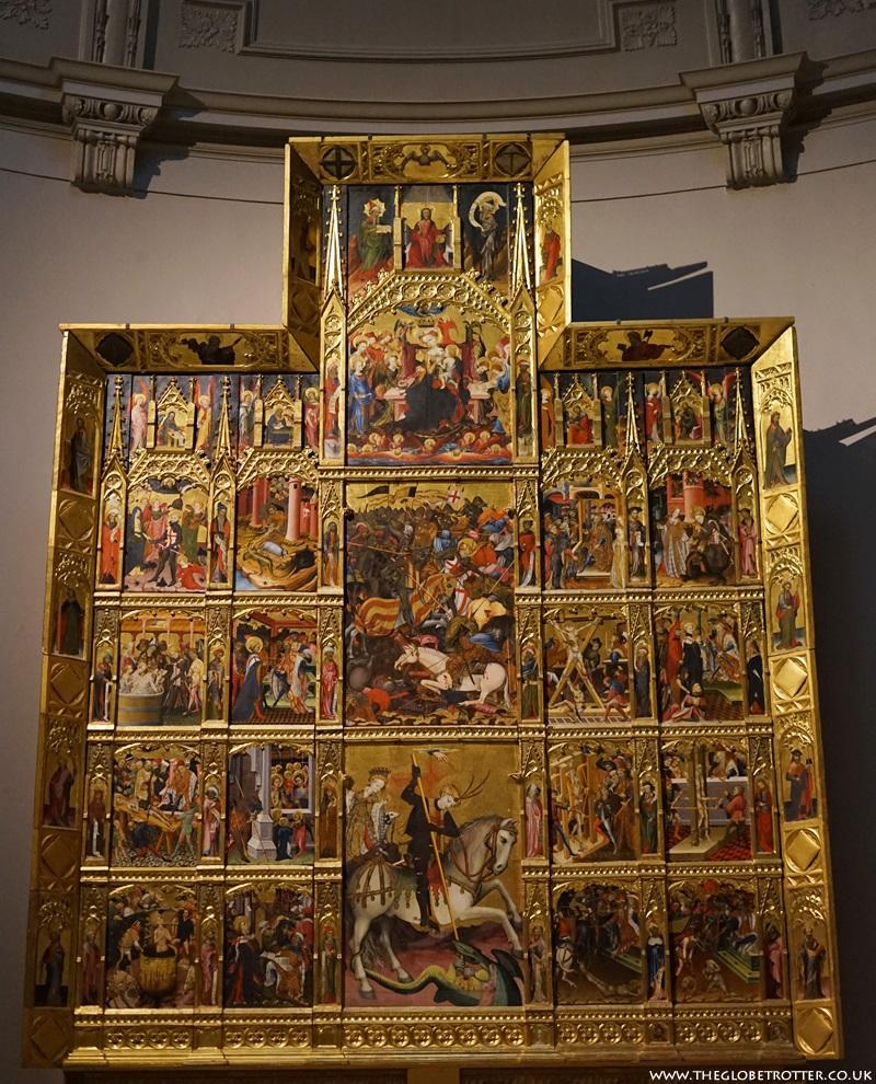Altarpiece of St George