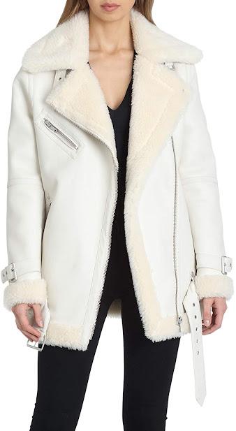 Best Women's White Faux Fur Coats Jackets