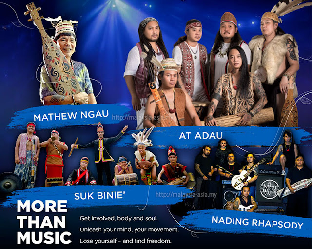 Performers for RWMF 2021