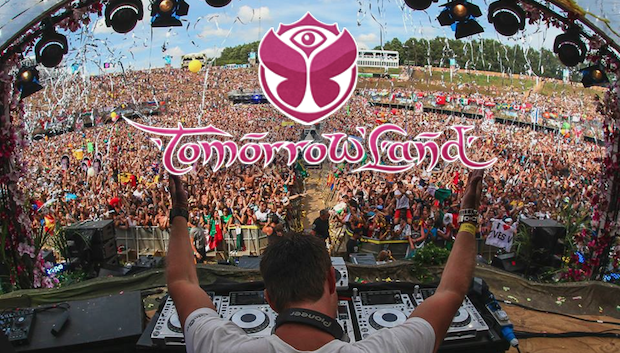 Dj's & Artists Of Tomorrowland