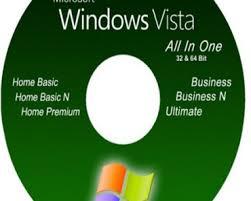 Windows Vista SP 2 All In ONe