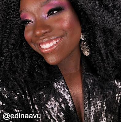 pele negra inspirações de maquiagem