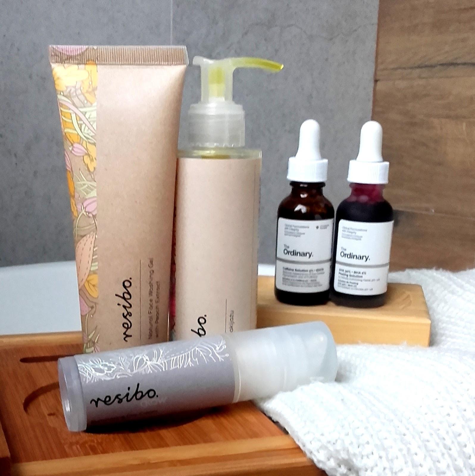 Nowości w mojej kosmetyczce THE ORDINARY, RESIBO - zakupy na Douglas.pl