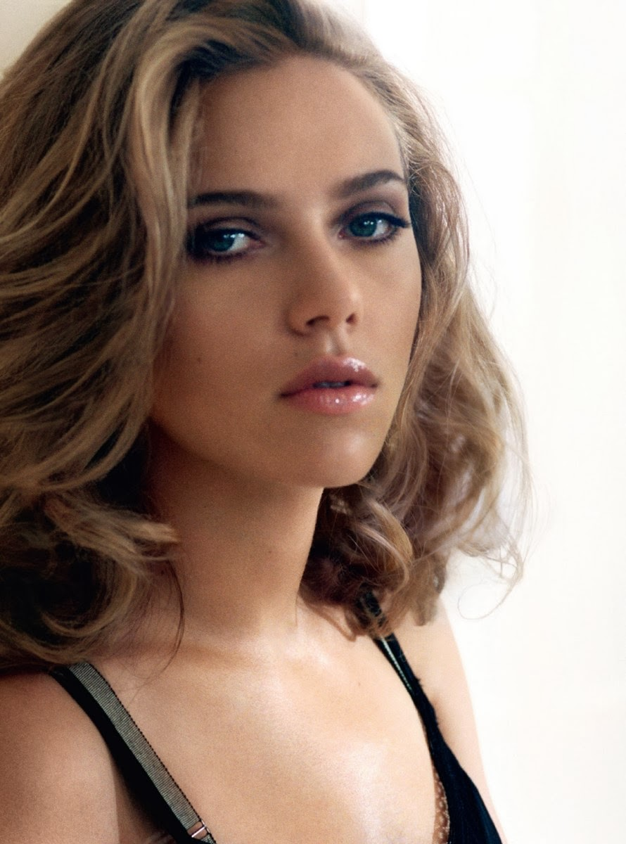 scarlett johansson model - photo #44