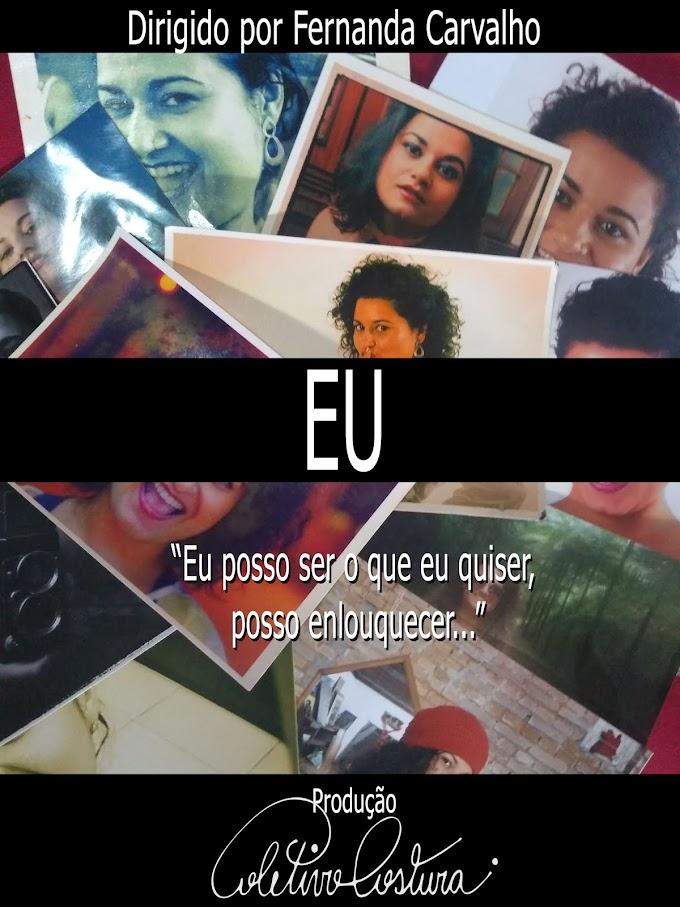 Eu (Coletivo costura) - Fernanda Carvalho.