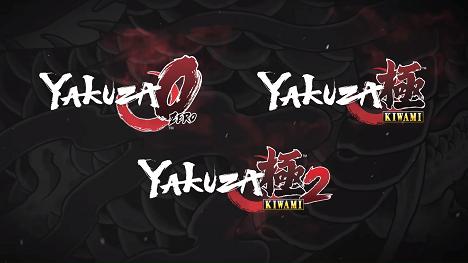 Yakuza - Xbox Game Pass Reveal Trailer - X019