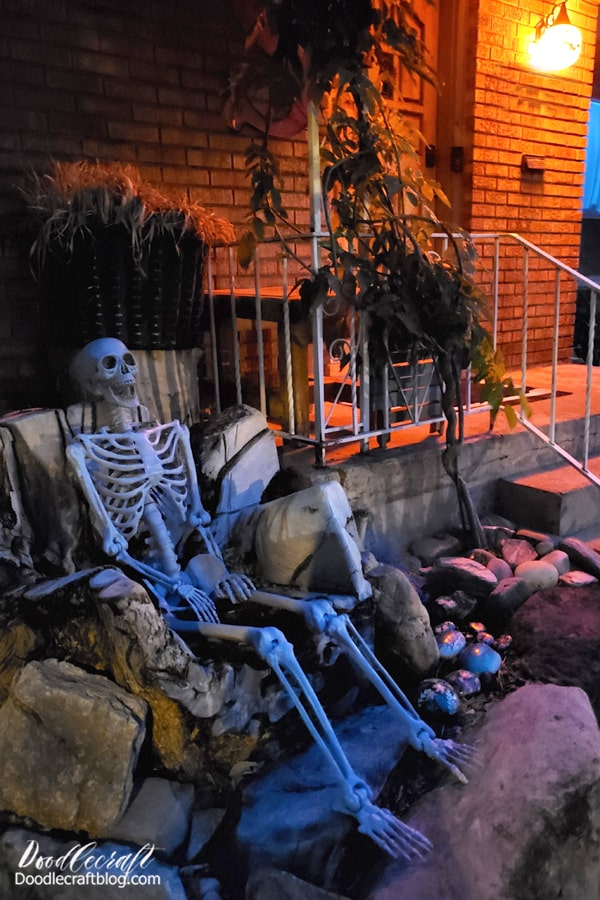 This is me, how I feel after a long Halloween night. Haha! Happy Halloween planning--get your goodies and celebrate for 2 whole months!