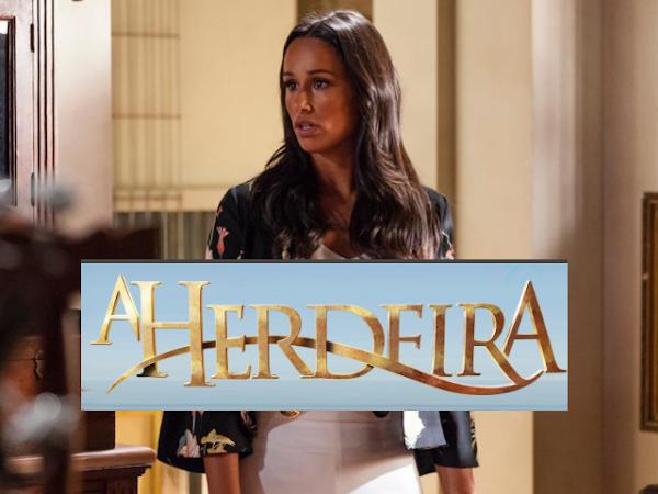 """3 looks da personagem de Rita Pereira na novela """"A Herdeira"""""""