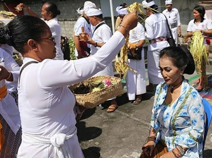 इंडोनेशिया जल्द होगा दुनिया का इकलौता हिन्दू राष्ट्र, रानी ने अपनाया हिंदू धर्म !
