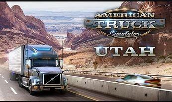 تحميل لعبة American Truck Simulator - Utah