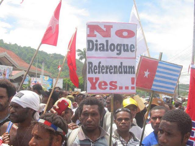 Pintu Referendum West Papua Terbuka