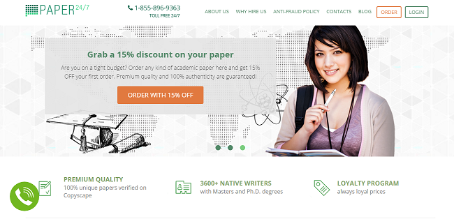 Paper24*7