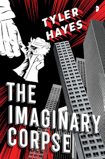 Interview with Tyler Hayes, author of The Imaginary Corpse