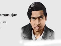 Srinivasa Ramanujan dan Proses Mendapatkan Gagasannya