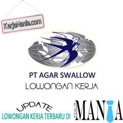 Lowongan Kerja PT Agar Swallow
