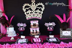 A To Zebra Celebrations Leopard Princess Party