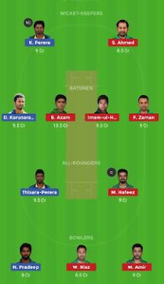SL vs PAK Match Preview | ICC WORLD CUP 2019