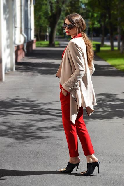 яркие цвета в одежде фото