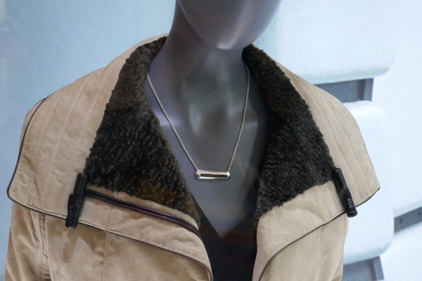 Solo Star Wars Qi'ra necklace