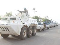 Prestasi prajurit Marinir TNI AL pimpin seluruh tentara PBB lawan pemberontak