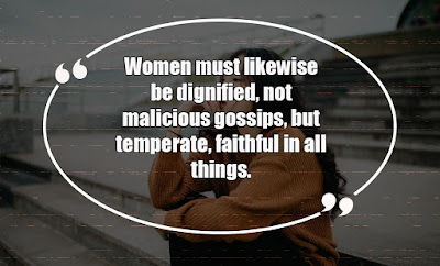 Bible quotes about good woman - Biblical importance of a woman