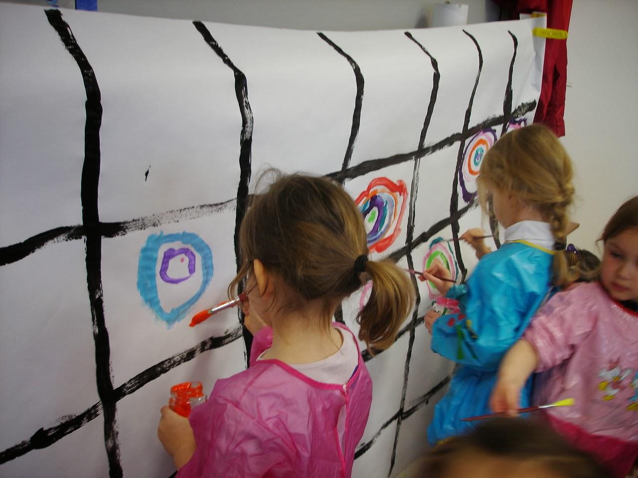 La Classe Des Petits Et Moyens De L Ecole Sainte Marie En Arts